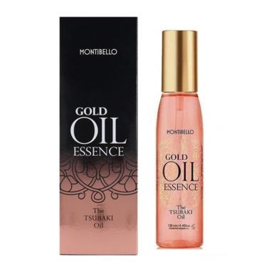 Gold oil Essence Tsubaki