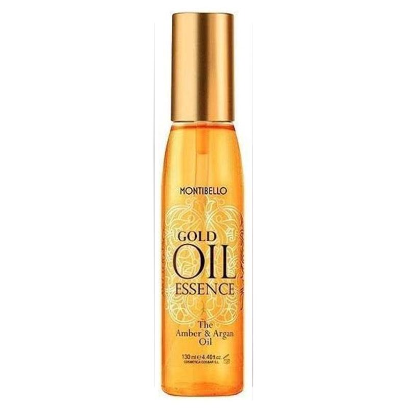 Gold oil Essence The Ambar  y Argan