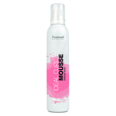 Ideal curl mousse Kosswell